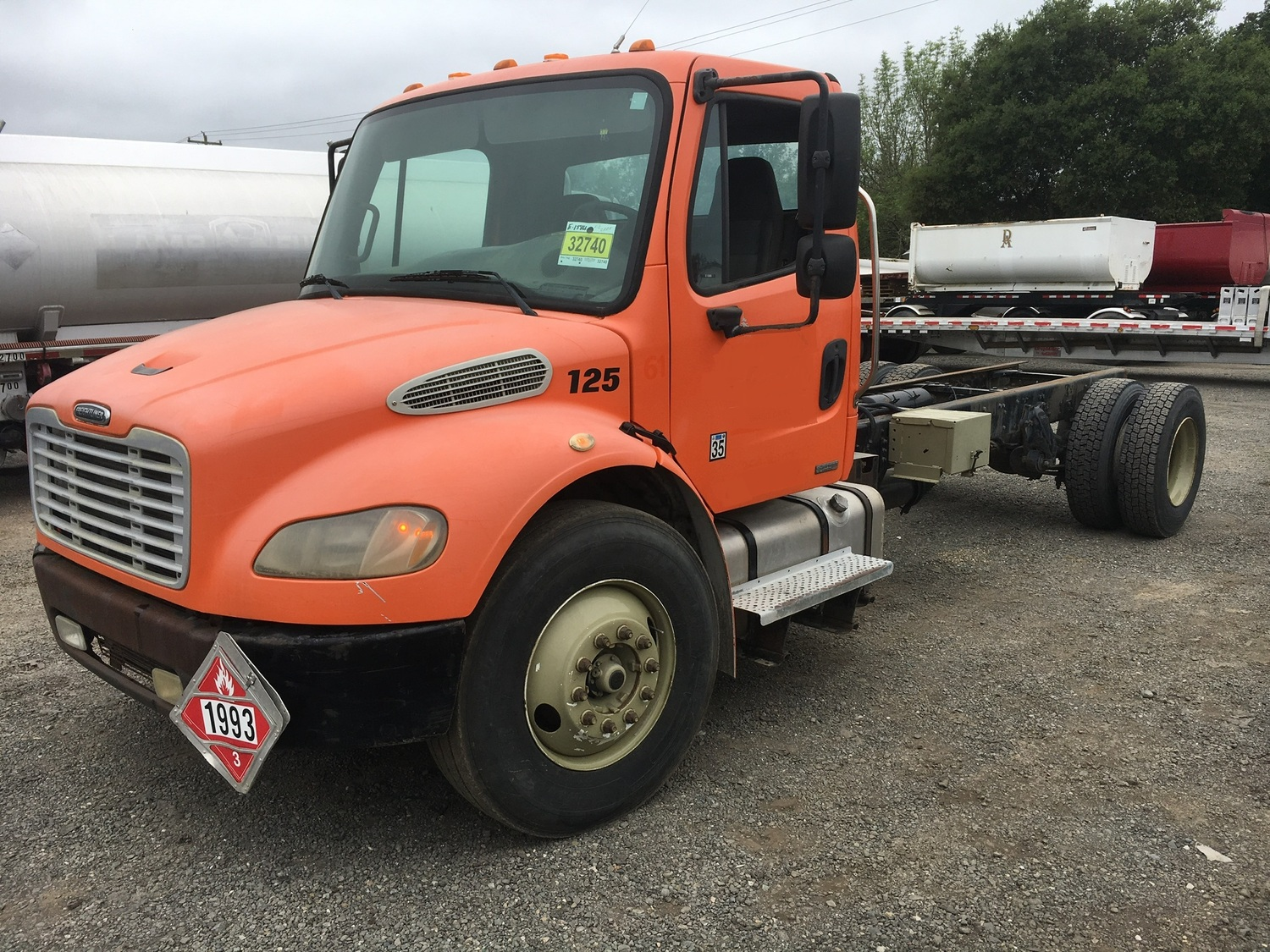 Used Cab & Chassis :: Opperman & Son
