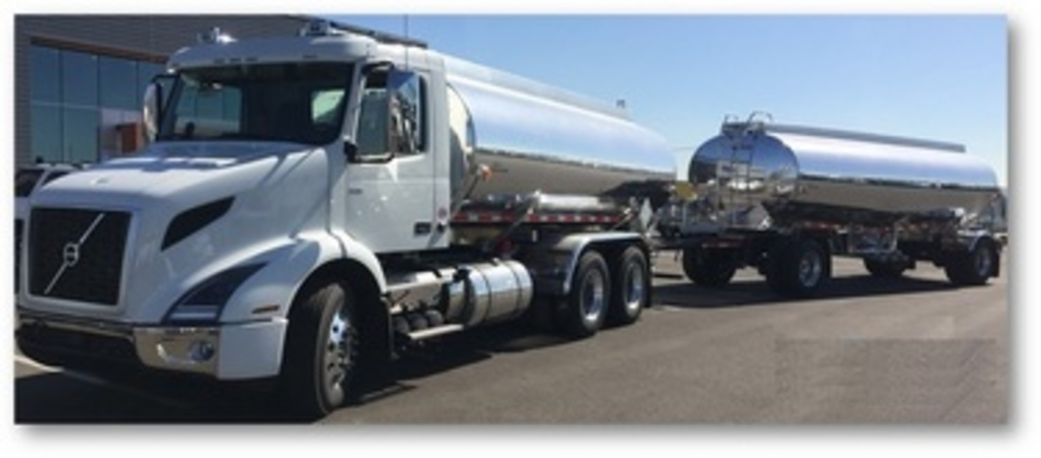 New Tank Trucks :: Opperman & Son